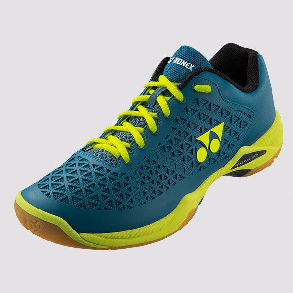 BEDMINTONOVÁ OBUV POWER CUSHION ECLIPSION X BLUE/O -