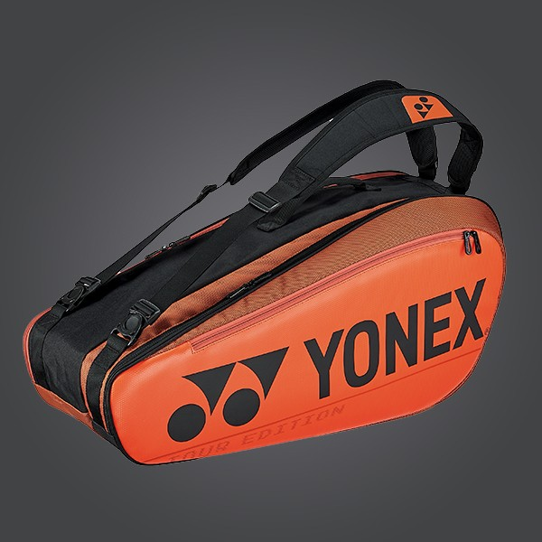 Bedminton / Tašky / TAŠKA 92026 PRO RACQUET BAG COPPER ORANGE