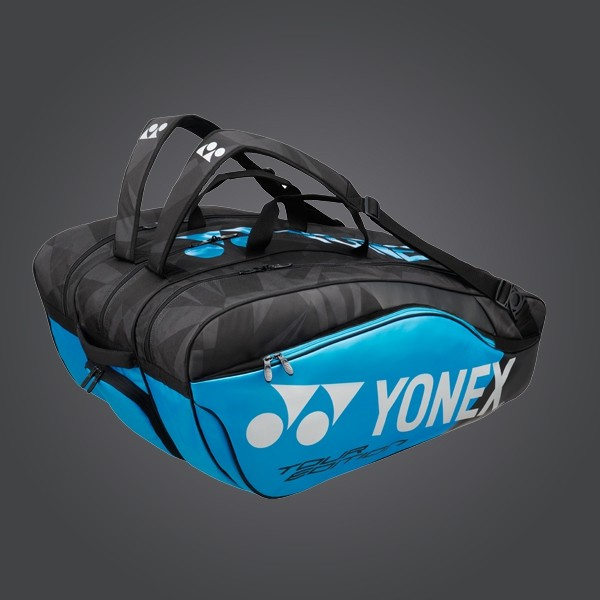 Bedminton / Tašky / RACQUET BAG 98212 INFINITE BLUE